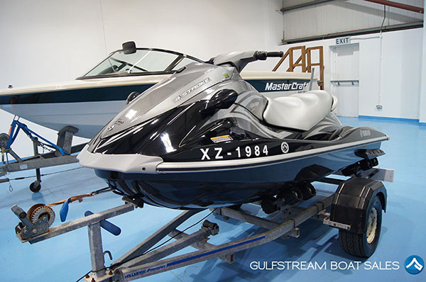 Yamaha WaveRunner VX 110 Deluxe Jet Ski For Sale UK and Ireland - GulfStream Boat Sales