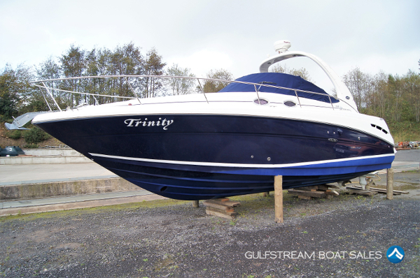 Sea Ray 335 Sundancer Diesel Sports Cruiser Boat For Sale UK and Ireland - GulfStream Boat Sales