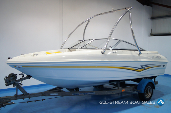 2008 Larson 180 Sport Anniversary Edition Boat with Warranty For Sale UK and Ireland - GulfStream Boat Sales