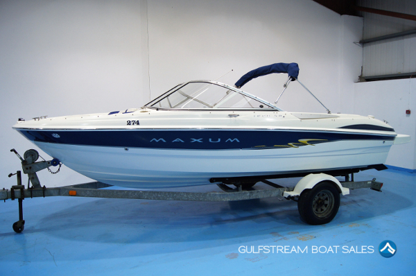 Maxum 1800 SR3 Sports Bowrider Boat For Sale UK and Ireland - GulfStream Boat Sales