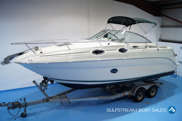 2004 Sea Ray 240 Sundancer Sports Cruiser Boat For Sale UK and Ireland - GulfStream Boat Sales