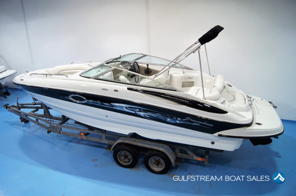 Crownline 220 EX Deck Boat For Sale UK and Ireland - GulfStream Boat Sales