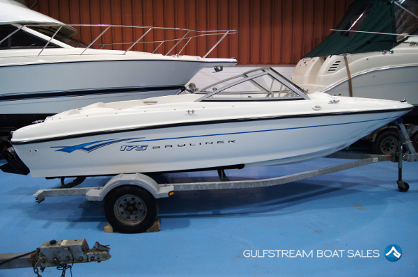 Bayliner 175 Bowrider For Sale UK & Ireland at GulfStream