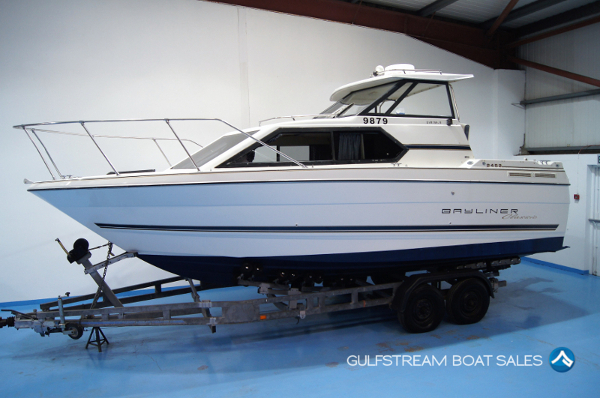 1995 Bayliner 2452 Ciera Express Classic Sports Cruiser Boat For Sale UK and Ireland - GulfStream Boat Sales
