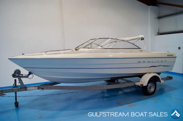 2001 Bayliner 1950 Classic Bowrider For Sale UK & Ireland at GulfStream Boat Sales