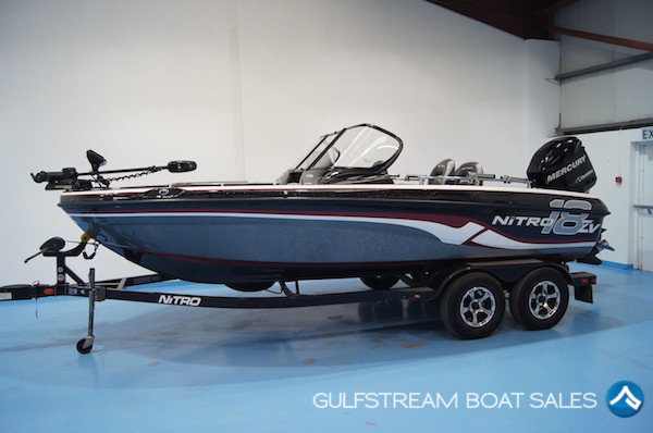 Nitro ZV18 For Sale UK and Ireland - GulfStream Boat Sales