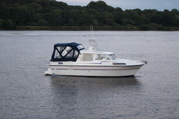 2002 NB 750 For Sale at GulfStream Boat Sales UK and Ireland