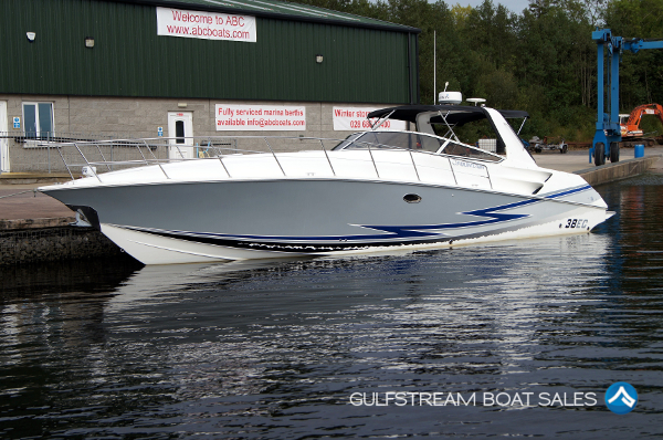 2008 Fountain 38 Express Cruiser For Sale UK and Ireland