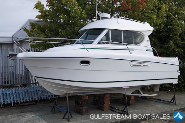 2002 Jeanneau Merry Fisher 805 Pilot House Boat For Sale UK and Ireland