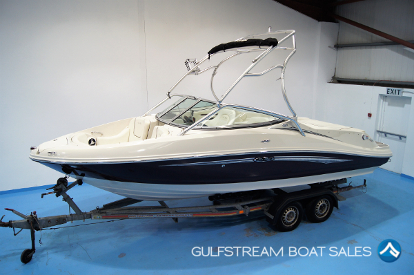 2008 Sea Ray 210 Select Bowrider For Sale UK and Ireland