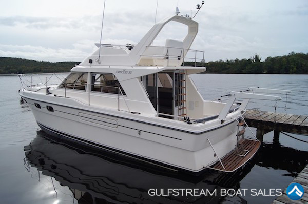 Princess 35 For Sale UK and Ireland