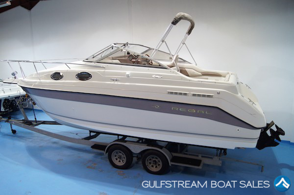 Regal 258 Commodore For Sale UK and Ireland