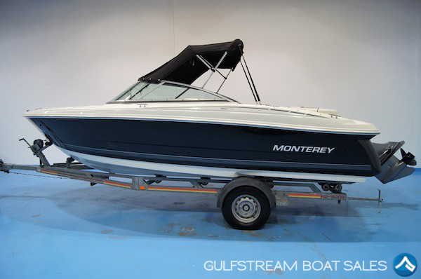 2006 Monterey 180 FS with Volvo Penta 4.3L GL For Sale