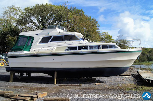 1986 Birchwood 33 Flybridge For Sale