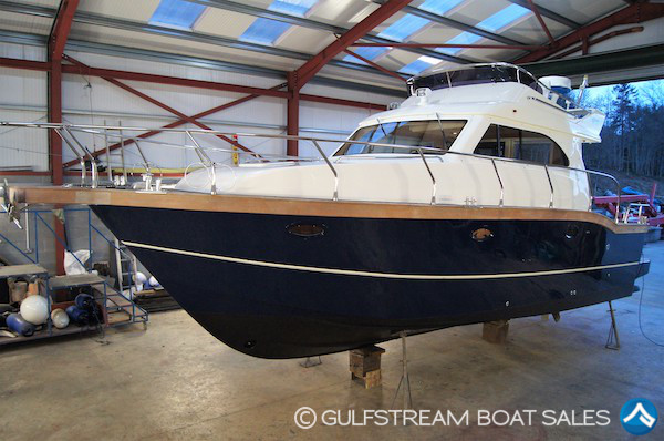 2004 Viki 32 Fly For Sale UK & Ireland at GulfStream Boat Sales