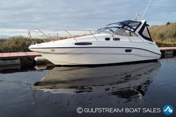 2002 Sealine S28 For Sale UK and Ireland at GulfStreamBoatSales.com
