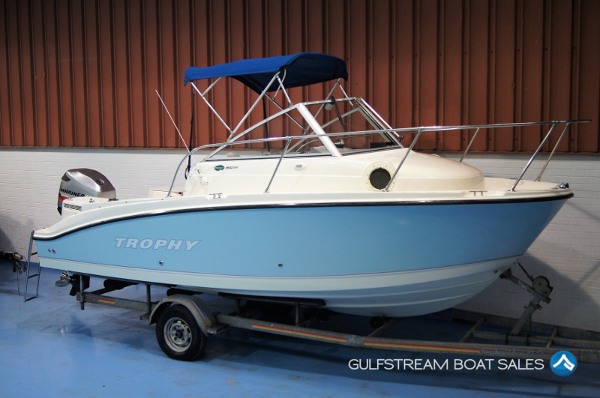 2006 Trophy 1902 Walkaround For Sale UK and Ireland at GulfStream Boat Sales