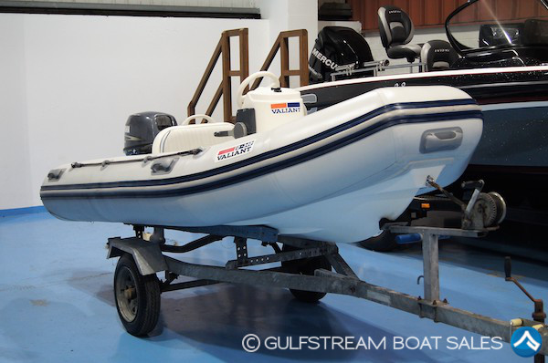 2005 Valiant D340 RIB For Sale UK and Ireland at GulfStreamBoatSales.com