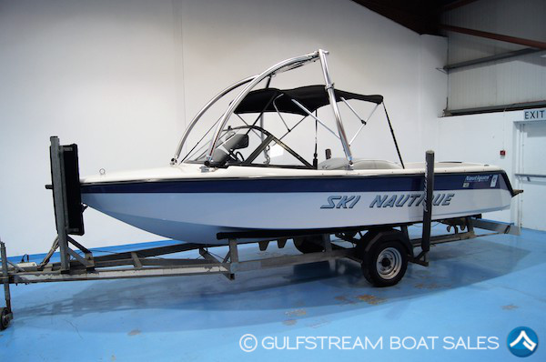 1994 Ski Nautique Closed Bow Ski Boat For Sale UK and Ireland at GulfStreamBoatSales.com