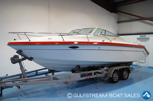 1993 Rinker 230 Festiva Cuddy Cabin For Sale at GulfStream Boat Sales - UK and Ireland