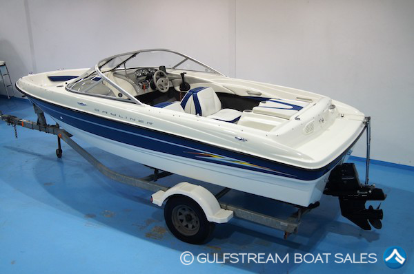 2005 Bayliner 185 with Mercruiser 4.3L 190HP For Sale UK & Ireland at GulfStream Boat Sales