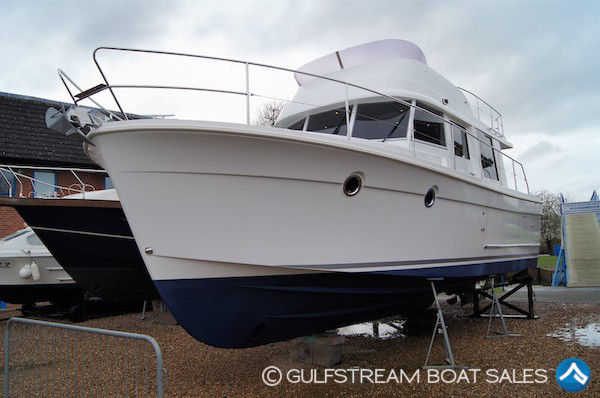 2010 Beneteau Swift Trawler 34 w/Cummins QSB 5.9L 425HP For Sale at GulfStream Boat Sales - UK and Ireland