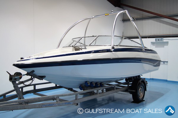 2006 Crownline 180 with Mercruiser 3.0L 135HP For Sale at GulfStream Boat Sales - UK and Ireland