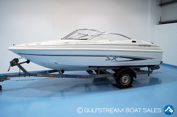 2005 Glastron SX 175 with Volvo Penta 3.0L 135HP For Sale UK and Ireland at GulfStream Boat Sales