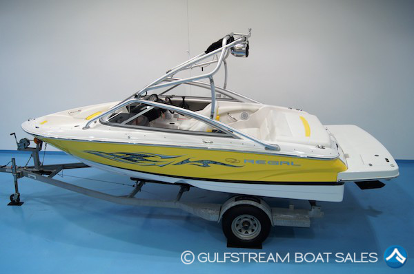 2008 Regal 1900 with Mercruiser 4.3L MPI 220HP For Sale UK and Ireland - GulfStream Boat Sales