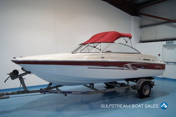 2008 Grew Cutter 191 XLE with Mercruiser 4.3L 190HP For Sale UK and Ireland - GulfStream Boat Sales
