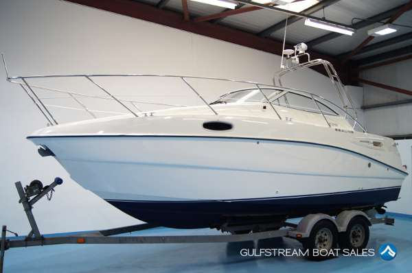 2006 Sealine S25 with Volvo Penta KAD32 170HP For Sale at GulfStream Boat Sales