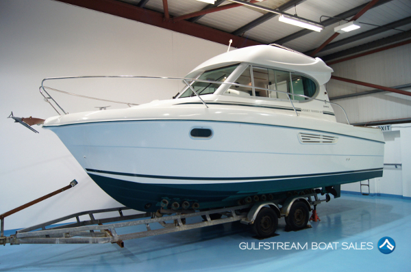 2004 Jeanneau Merry Fisher 805 Pilot House Boat For Sale UK and Ireland