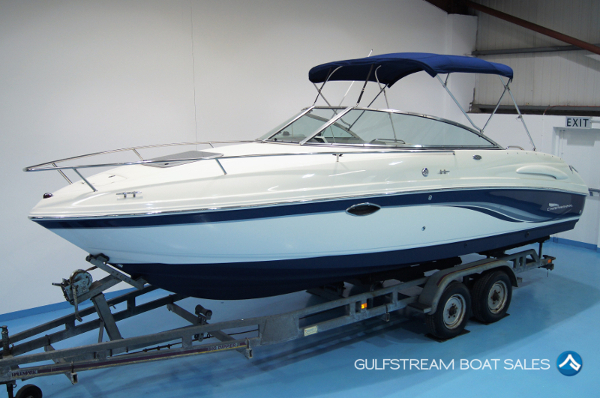 2004 Chaparral 235 SSi with Yanmar 240HP Diesel For Sale UK and Ireland
