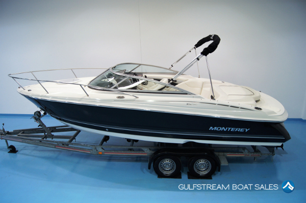 2007 Monterey 214 FSC Cuddy Boat For Sale UK & Ireland at GulfStream Boat Sales