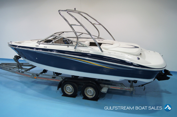 2008 Four Winns H210 with Mercruiser 4.3L MPI 220HP For Sale UK and Ireland - GulfStream Boat Sales