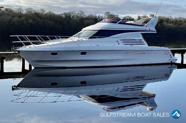 1998 Birchwood 440 Challenger Flybridge Motor Cruiser For Sale UK and Ireland