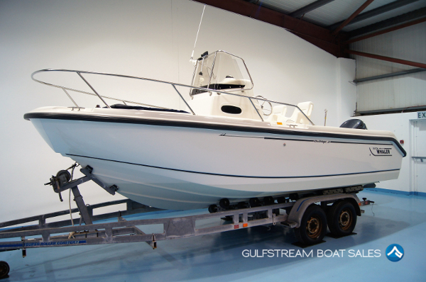 2001 Boston Whaler Outrage 21 Centre Console For Sale UK and Ireland at GulfStream Boat Sales