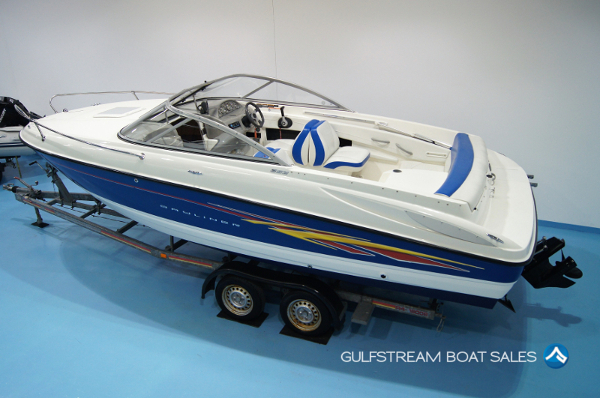 2007 Bayliner 652 Cuddy with Mercruiser 4.3L MPI 220HP For Sale UK and Ireland