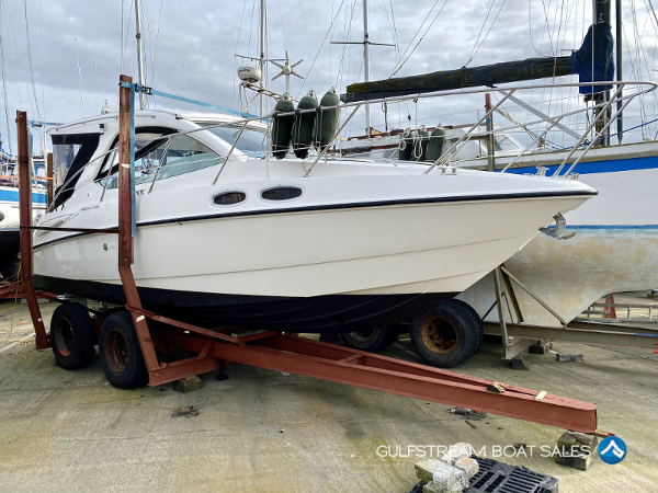 2007 Sealine SC29 Sports Criuser Boat For Sale UK and Ireland - GulfStream Boat Sales
