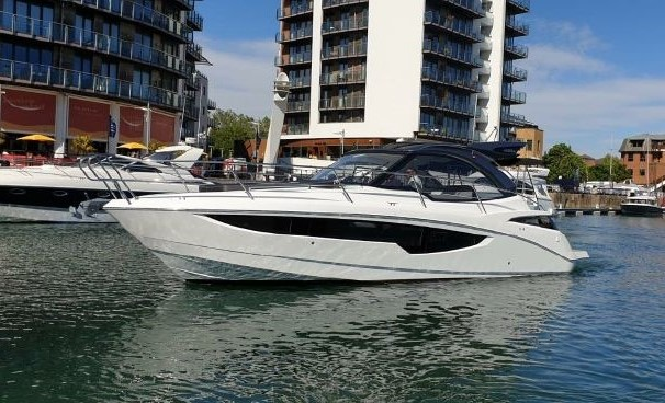 2019 Galeon 305 HTS For Sale Ireland at GulfStream Boat Sales