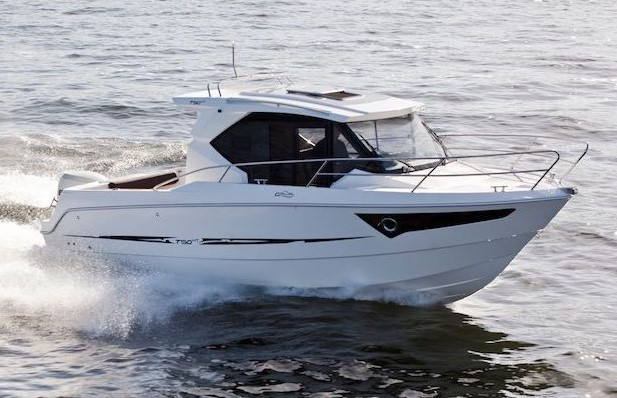 NEW Galeon Galia 750 Hardtop For Sale Ireland at GulfStream Boat Sales