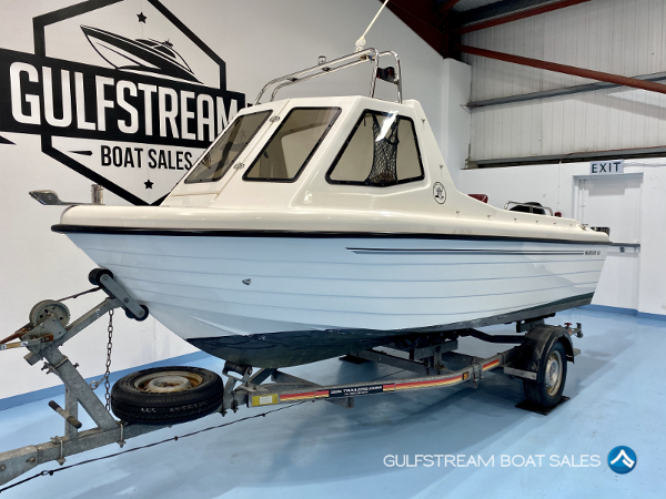 2013 Warrior 165 For Sale Ireland and UK - GulfStream Boat Sales