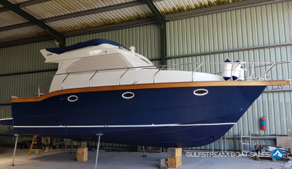 2003 Viki 32 Fly For Sale Ireland & UK at GulfStream Boat Sales