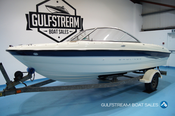 2003 Bayliner 185 with Mercruiser 4.3L 190HP For Sale UK & Ireland at GulfStream Boat Sales