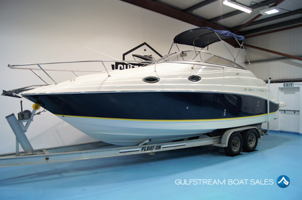 2004 Regal 2655 Commodore Diesel For Sale UK And Ireland at GulfStream Boat Sales