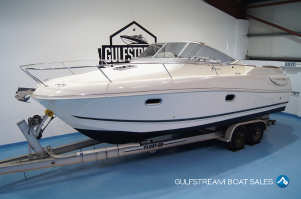 Jeanneau Leader 805 with Volvo D4 Diesel Sports Cruiser For Sale UK and Ireland - GulfStream Boat Sales